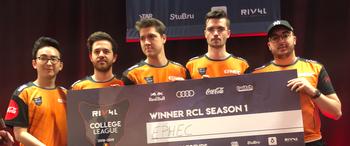 De Belgian College League zal (eindelijk) zijn kampioenen kennen