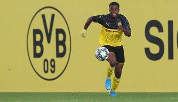 Viert Youssoufa Moukoko zijn profdebuut tegen Hertha Berlijn?