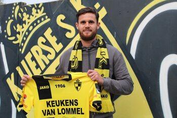 Lierse K. blijft transfermarkt bestormen en haalt met Van Acker nog een 'oude bekende' van 1B binnen