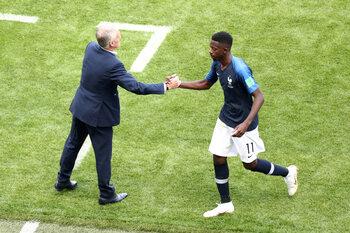 Ousmane Dembélé de retour chez les Bleus qui débutent la défense de leur titre