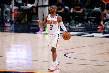 Chris Paul is herrezen en leidt de Suns naar de conferentiefinale