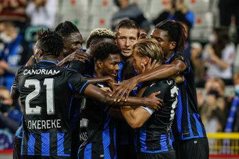 Toppers Club-Anderlecht en Charleroi-Standard kleuren affiche achtste speeldag