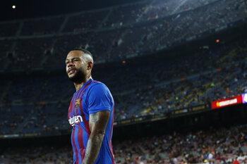 Memphis Depay va-t-il déjà mettre les fans du Barça dans sa poche ?