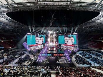 Un hashtag lancé par les équipes VCS pour participer aux Worlds 2021