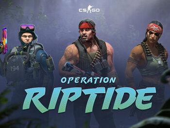 L'Opération Riptide arrive sur Counter-Strike : Global Offensive