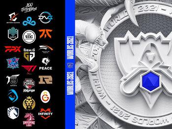 Worlds 2021 : un tirage favorable pour les Belges de Fnatic