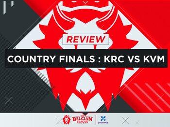 Country Finals: KVM Esports neemt het op tegen Sector One in de grote finale