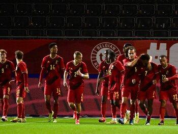 De Belgische beloften staan op een zucht van het EK U21 van 2023