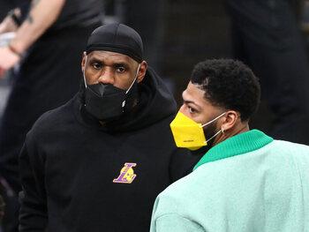 NBA-kampioen LA Lakers in de knoei: zonder vedetten geen play-offs?