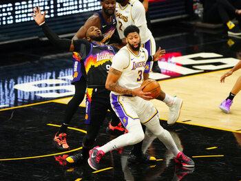 Krijgt Anthony Davis de Lakers uit het slop? Ontdek het vanaf 4u op Eleven Sport 2!