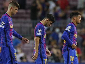 Barcelona en Manchester United willen hun uitschuivers rechtzetten op tweede speeldag