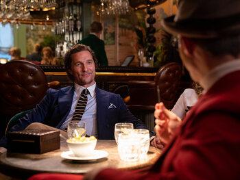 The Gentlemen: de gangsterkomedie van Guy Ritchie 'revisited'