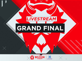 Livestream : Belgian League – Play-offs | Grande Finale