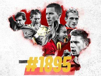 Plongez dans l'histoire du football belge pour les 125 ans de la RBFA