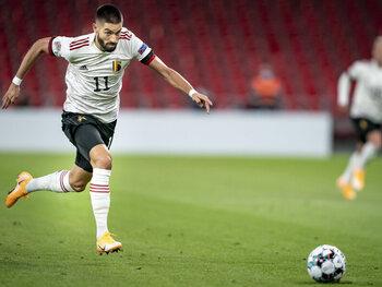 Pas de Hazard ni de Meunier contre la République tchèque : qui les remplacera sur les flancs ?