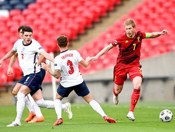 La Belgique avec une équipe plus forte défiera l'Angleterre pour une place dans le Final Four