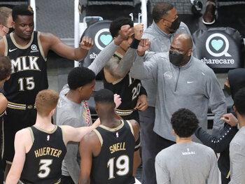 7 opeenvolgende zeges voor de Hawks: verandering van coach doet wonderen in Atlanta