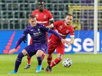 Antwerp en Anderlecht strijden in ultiem duel om de derde plaats