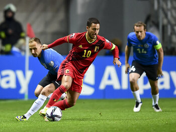 Geeft Eden Hazard er na het WK 2022 de brui aan bij de Rode Duivels?