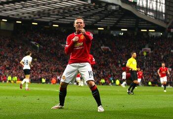 Les célébrations mythiques: Rooney se met K.O. contre Tottenham