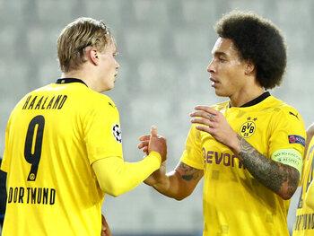 Haaland en de Belgen van Dortmund azen op de troon van Bayern