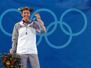 JO 2004: Justine Henin apporte la médaille d'or à la Belgique