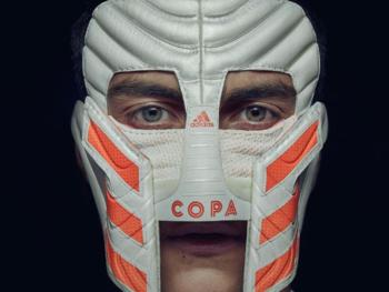 Een echt masker