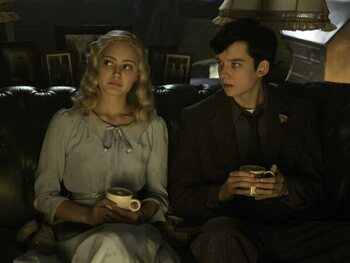 'Miss Peregrine's Home for Peculiar Children' (2016)