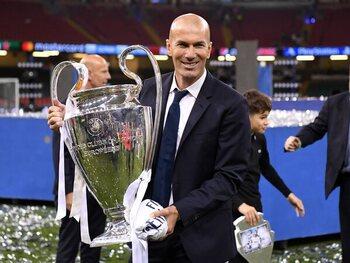 Zidane reprend le flambeau avec succès