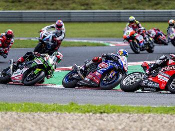 Jerez is gastheer voor de Superbike