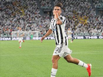 Drager van de aanval bij Juventus