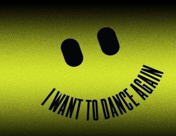 I want to dance again au Sportpaleis