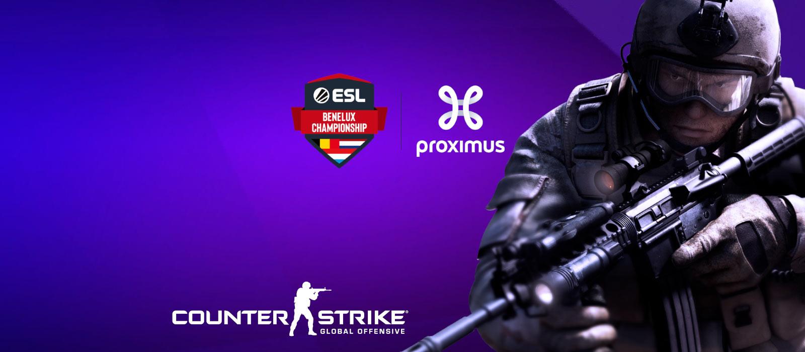 ESL Proximus Benelux Championship